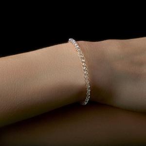 Gold Bracelet With Crystals Swarovski crystals