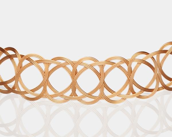 Gold Woven Headband Hair accessories,Headbands