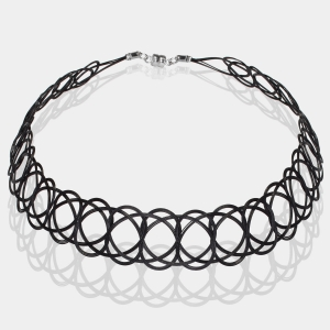 Black Woven Headband