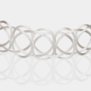 Silver Woven Headband Hair accessories,Headbands